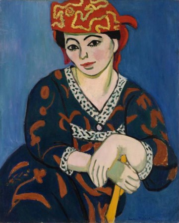 Mme Matisse, wikipedia.org